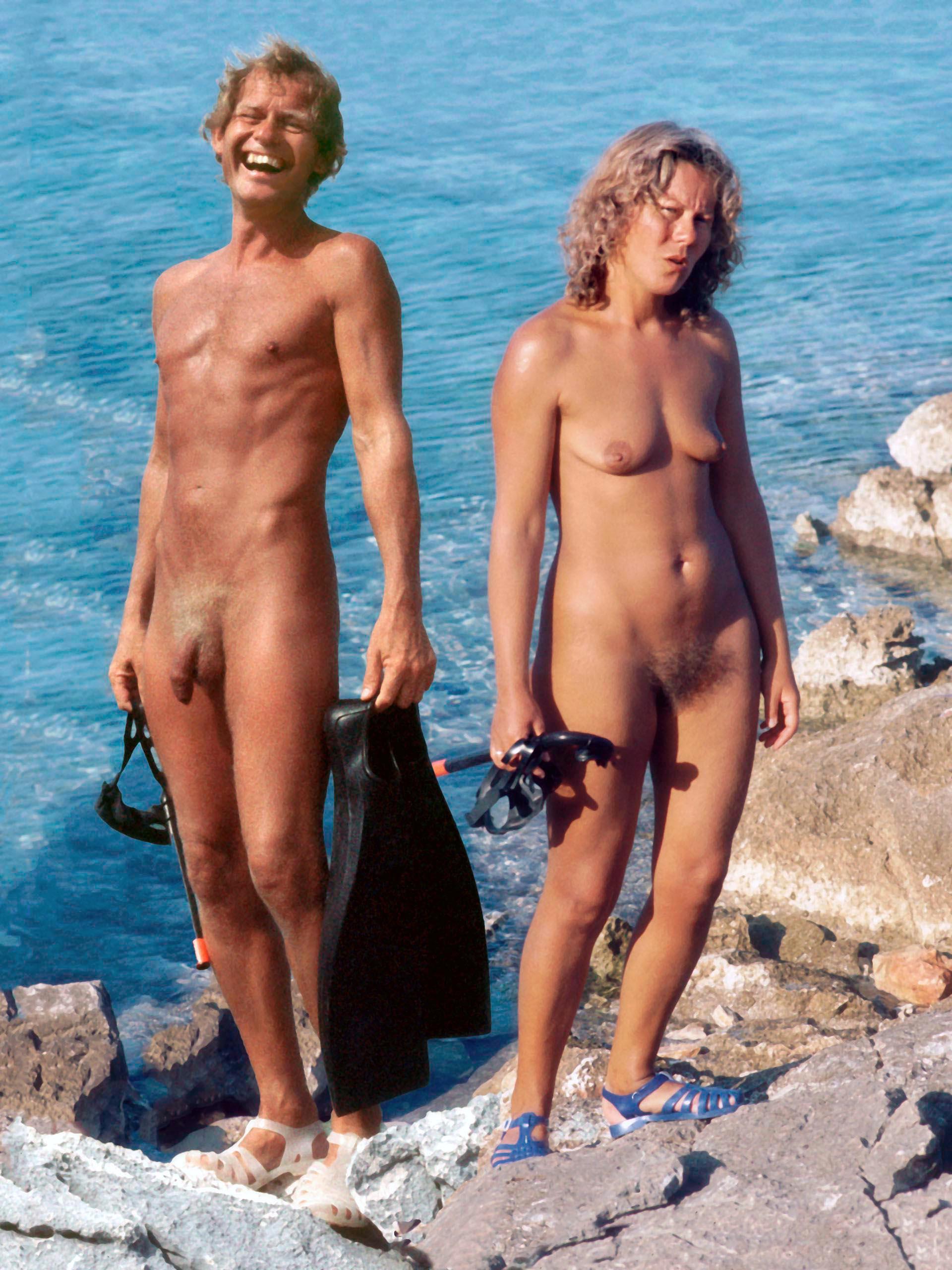 Jung Und Frei Nackt
